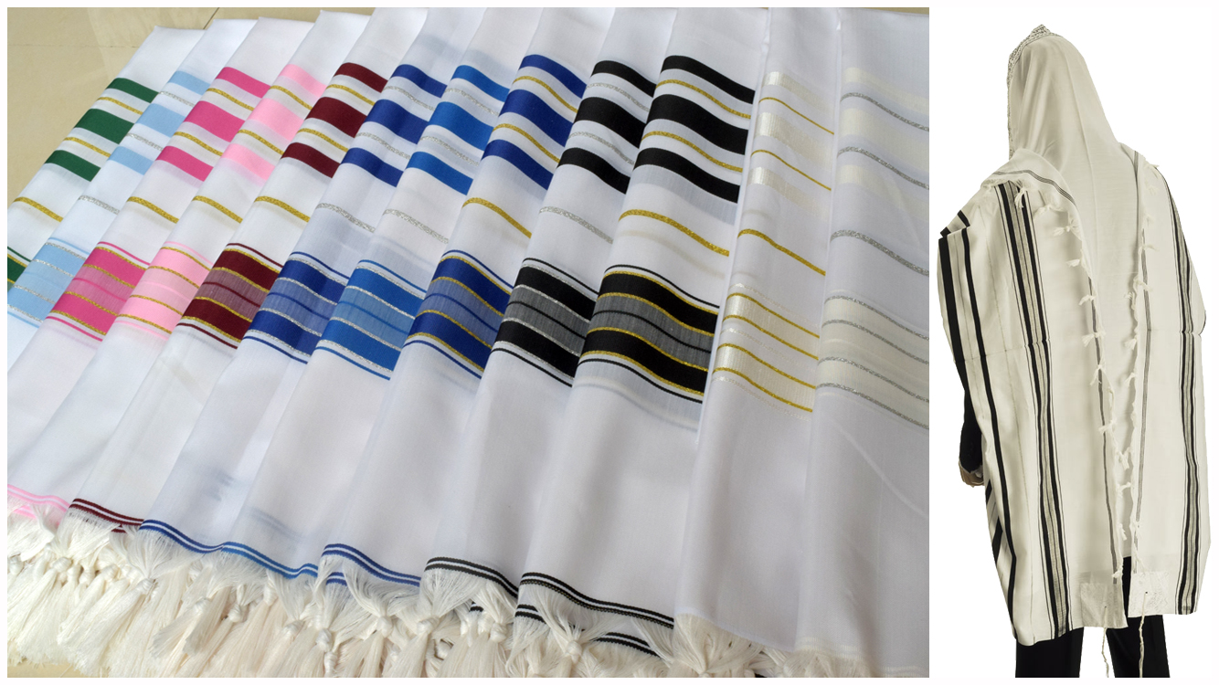 Regular Acrylic Prayer Shawls